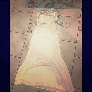 Dresses & Skirts - New Women's maxi dress size large